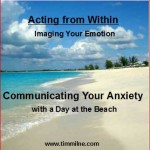 Communicating Your Anxiety