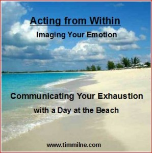 Communicating Your Exhaustion