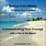 Communicating Your Courage