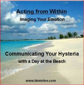 Communicating Your Hysteria